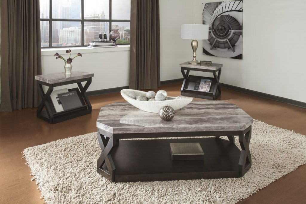 Sleek And Stylish Coffee Table Sets Blogbeen
