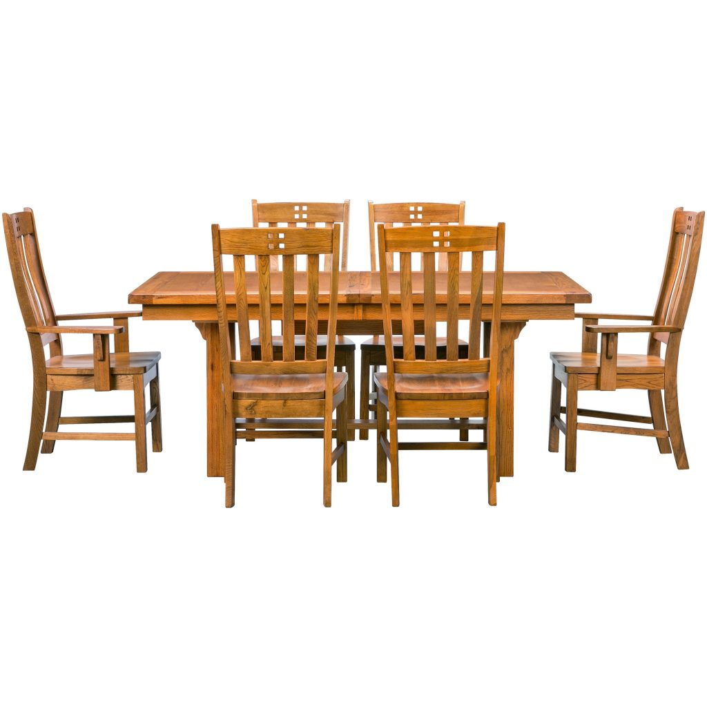 Slumberland Furniture Keepsakes 7pc Dining Set