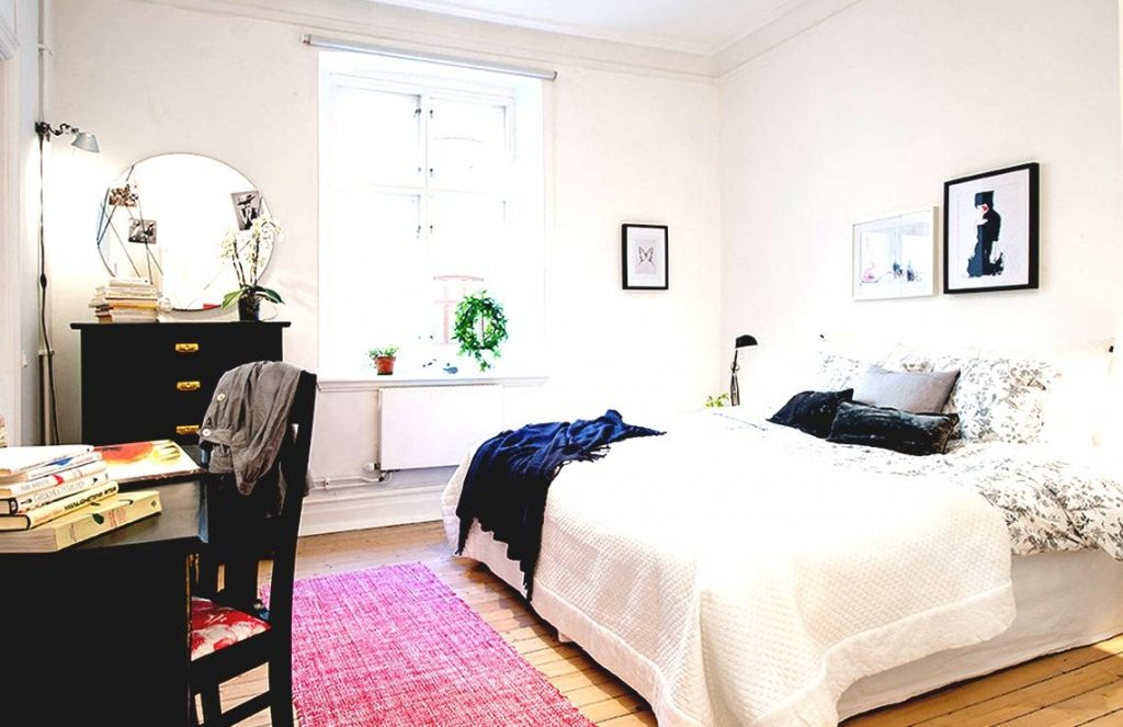 Small Apartment Bedroom Theme Ideas Home And Interior Cute Bedroom