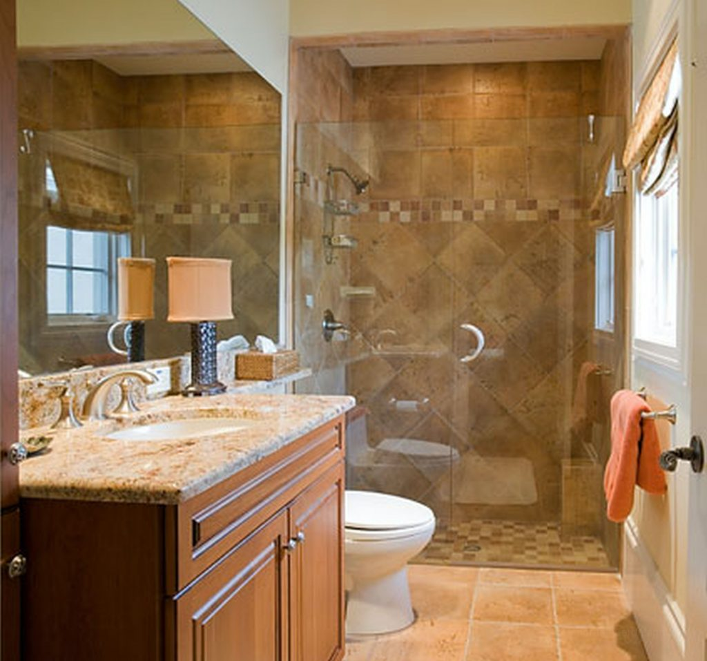 Small Bathroom Remodeling Ideas Shower Design With Bench Good