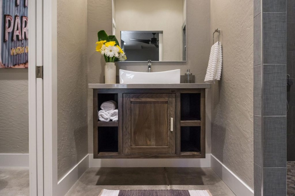 Small Bathroom Vanity Vanities Hgtv Voicesofimani Regarding Amazing