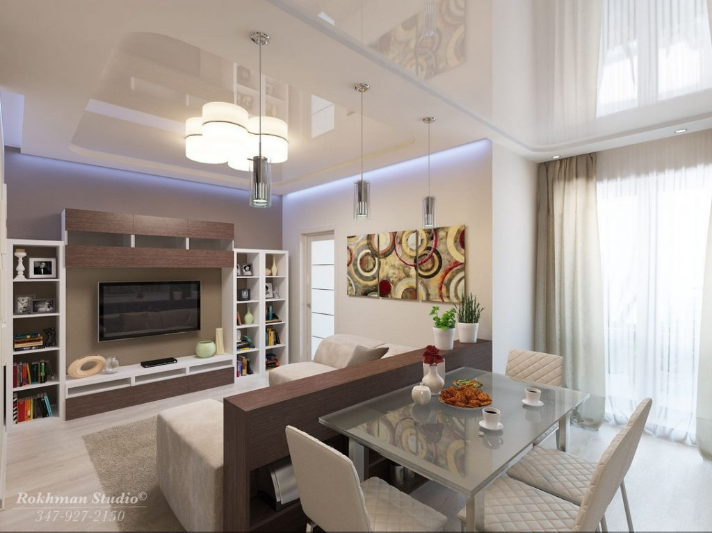 Small Living Room And Dining Room Combined Ideas Bright Room Nuance