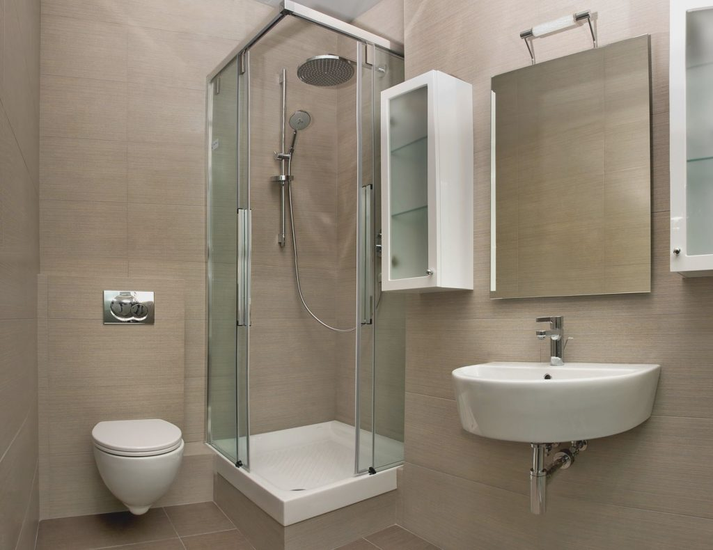 Small Spaces Bathroom Ideas Classy Small Shower Ideas Attractive