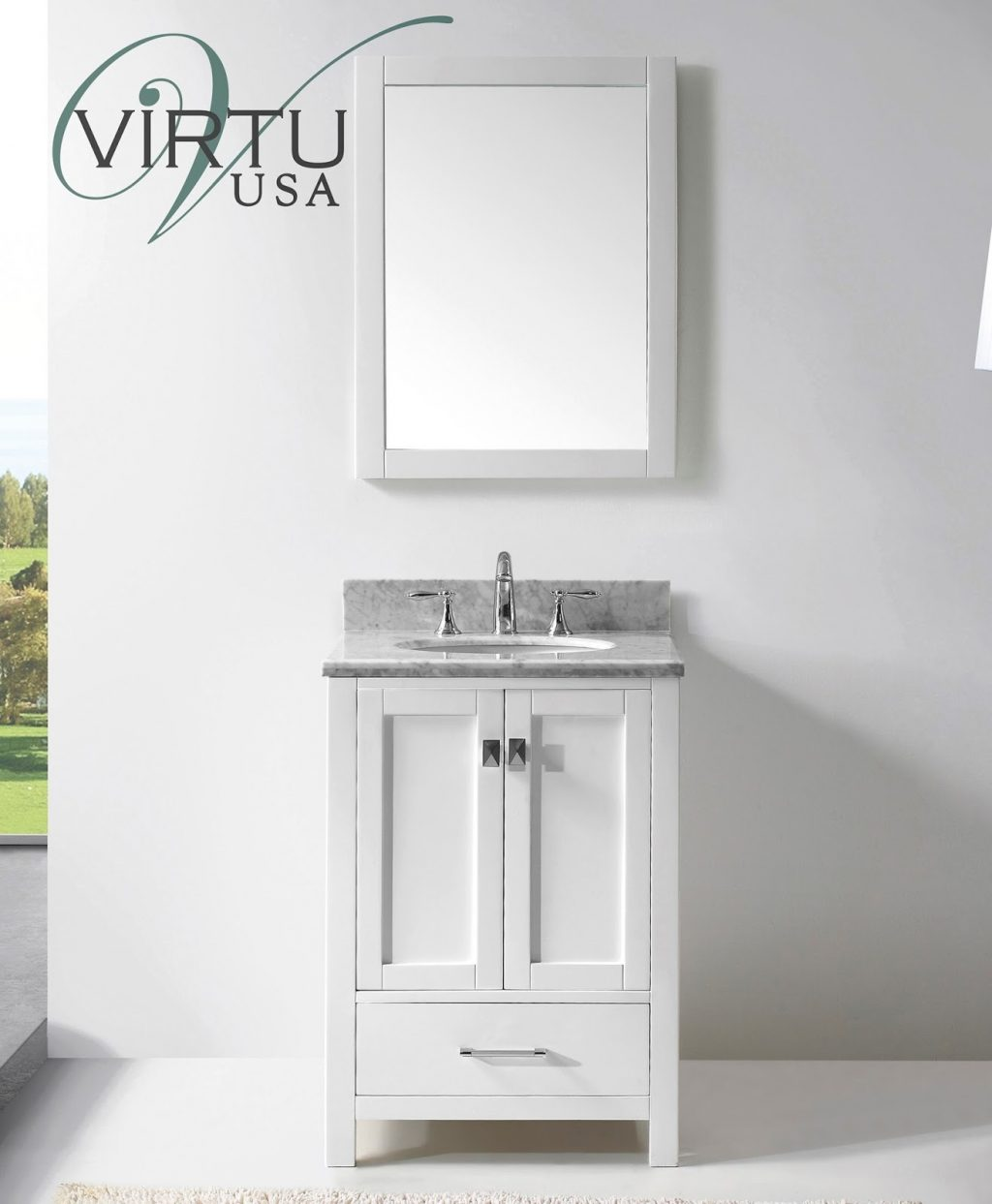Small Vanities For Bathrooms Throughout Charming Bathroom Vanity