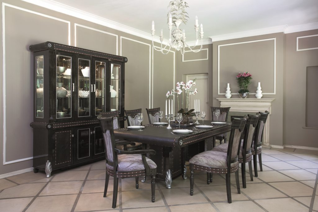 Sophisticated Home Dining Room Pictures Best Image Engine