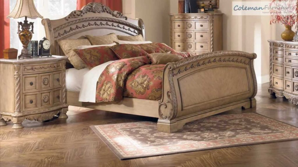 South Coast Bedroom Furniture From Millennium Ashley Youtube