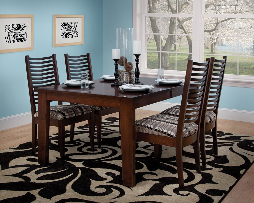 Spencer Dining Set Made In Usa Homesquare Furniture