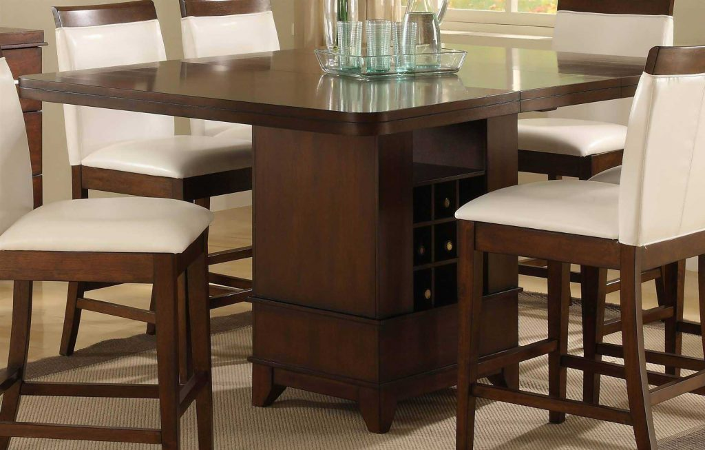 Square Dining Room Table Sets Trends And Outstanding Kitchen