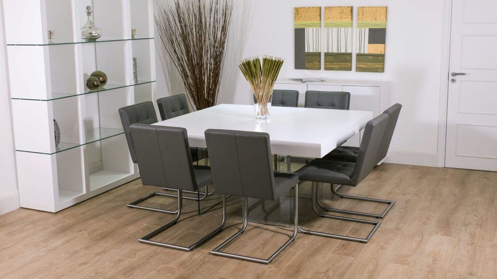 Standard Dining Table Dimensions Round For 12 Large Seats 8 Size Vs