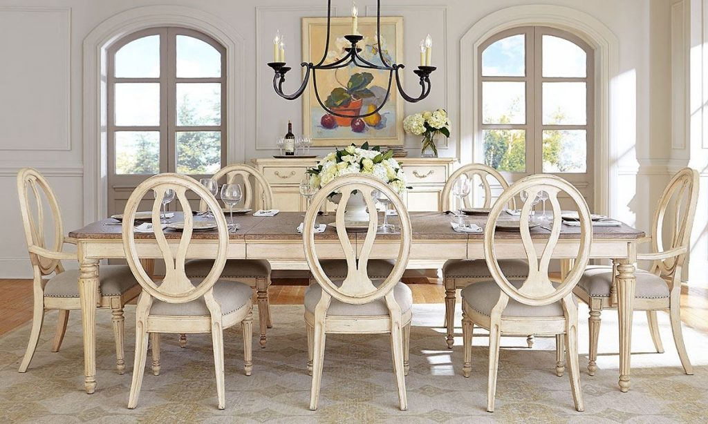 Stanley Furniture European Cottage Dining Room The Dump Luxe