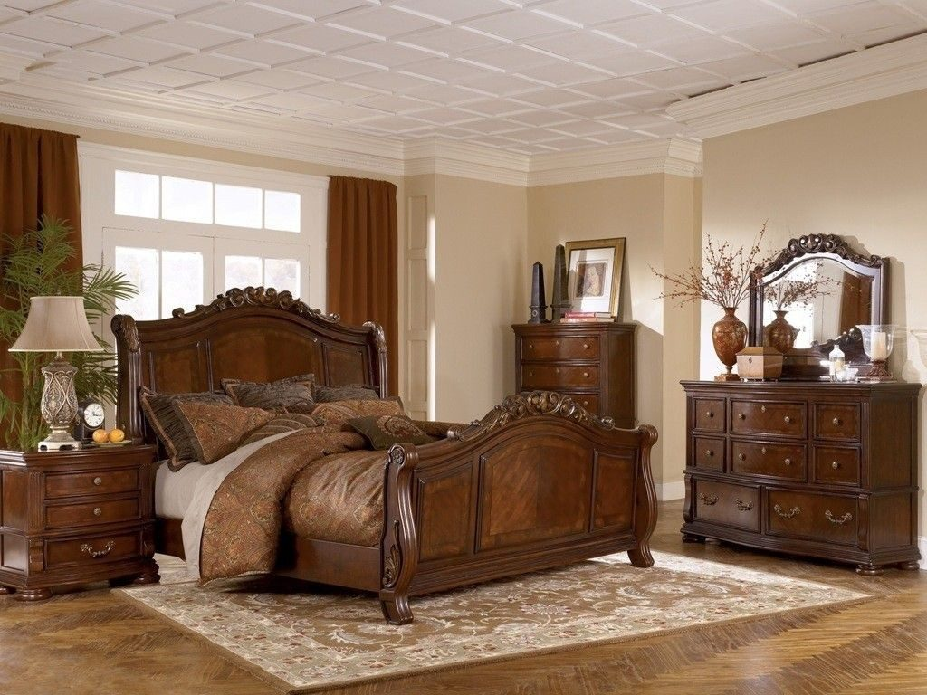 Bedroom sets discontinued layjao - Ashley furniture bedroom packages ...