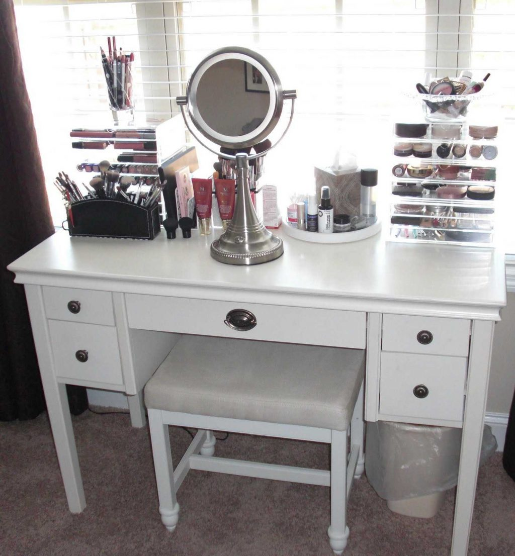 Stunning Bedroom Vanities With Drawers Also Vanity Table Ideas