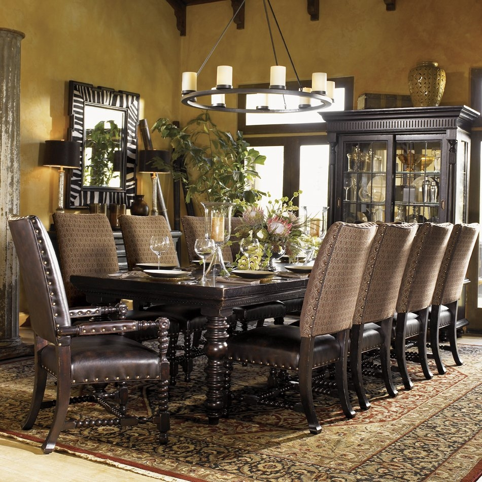 Stunning Lexington Dining Room Table Pictures Home Design Ideas