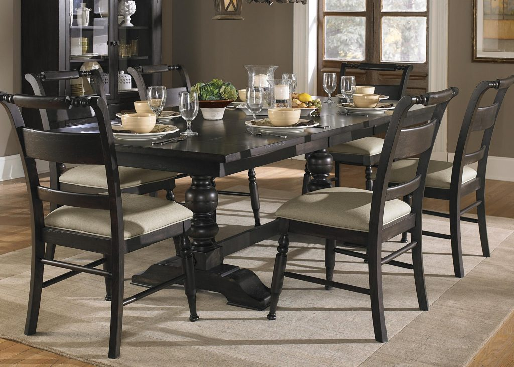 Stunning Solid Wood Dining Room Tables And Chairs 8 Luxury Table