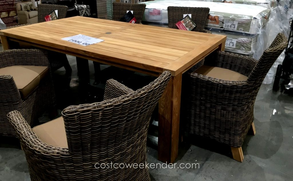 Teak Patio Furniture Costco Home Design Gallery Ideas