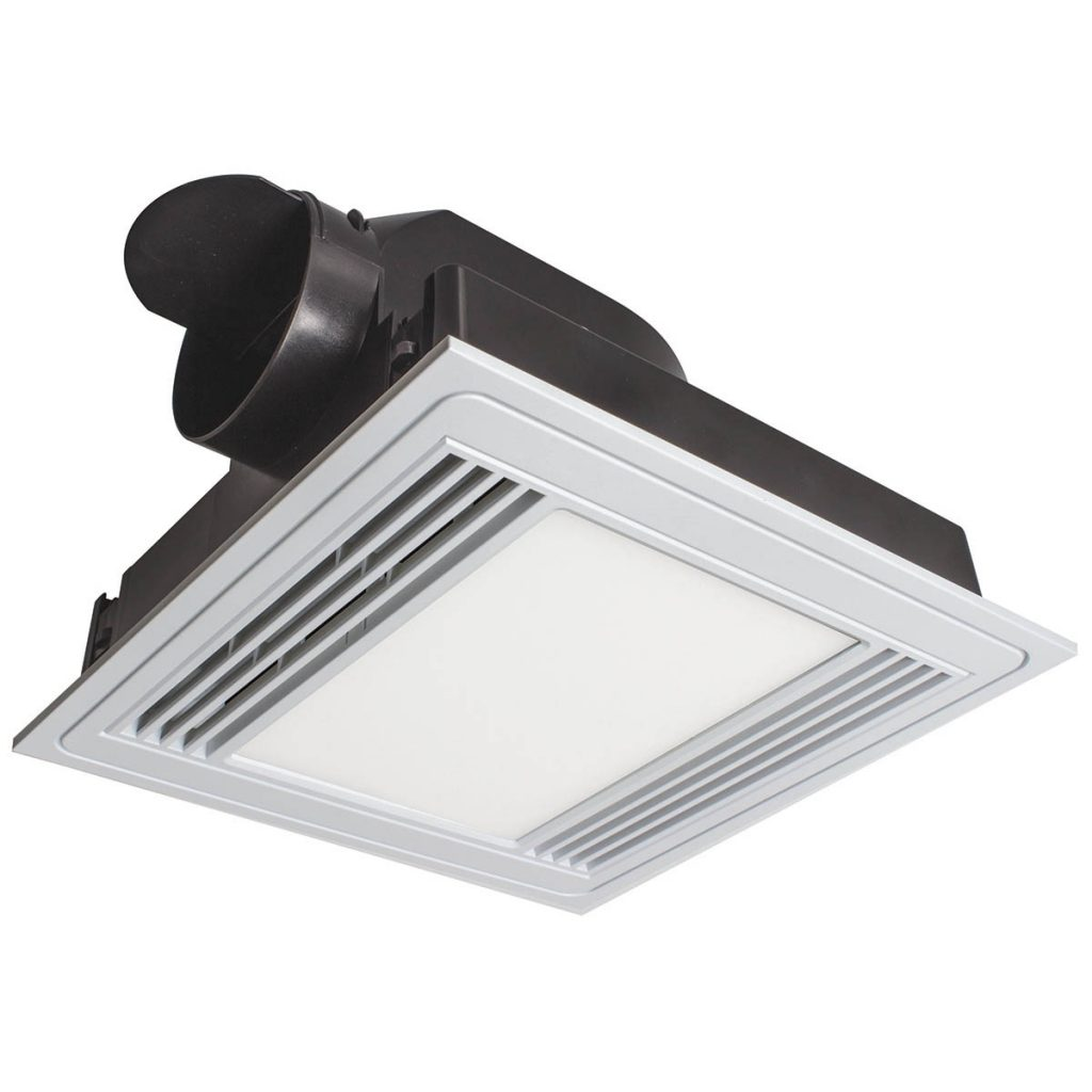 Tercel Exhaust Fan With Led Light Brilliant Lighting