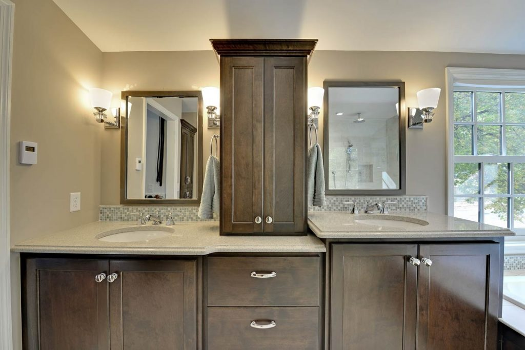 The Benefits Custom Bathroom Cabinets With Pics Blog