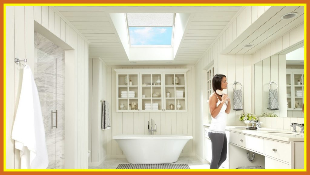 The Best Bathroom Skylight Ideas Interior And Exterior Design Of