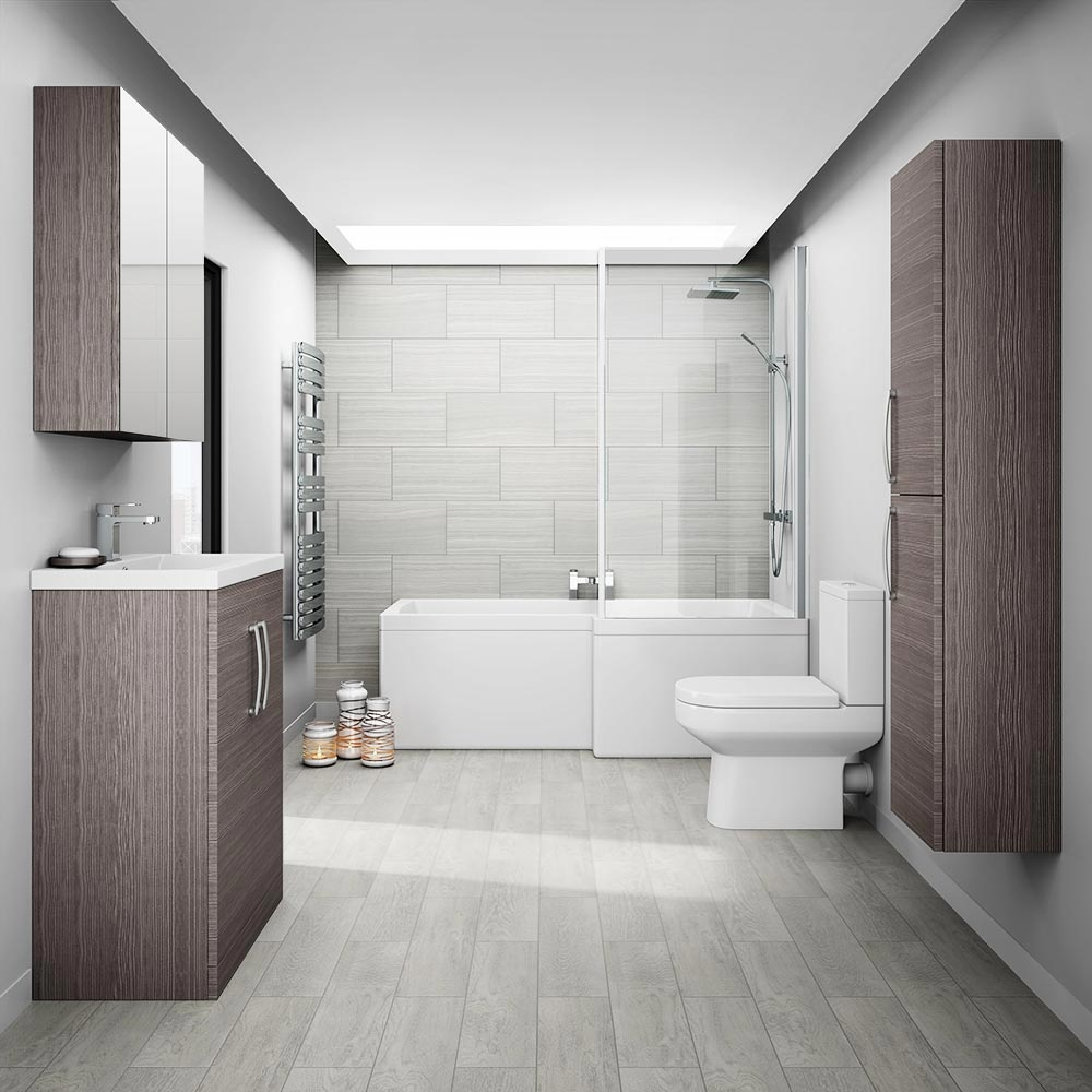 The Ultimate Guide To Grey Bathrooms Victorian Plumbing