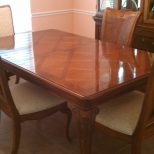 Thomasville Dining Room Furniture Outlet Thomasville Dining Room Set