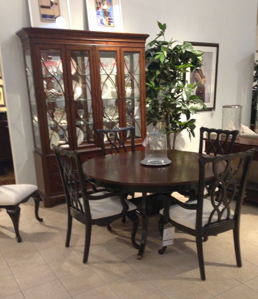 Thomasville Dining Room Set Regarding Furniture Sets With 10 Pieces