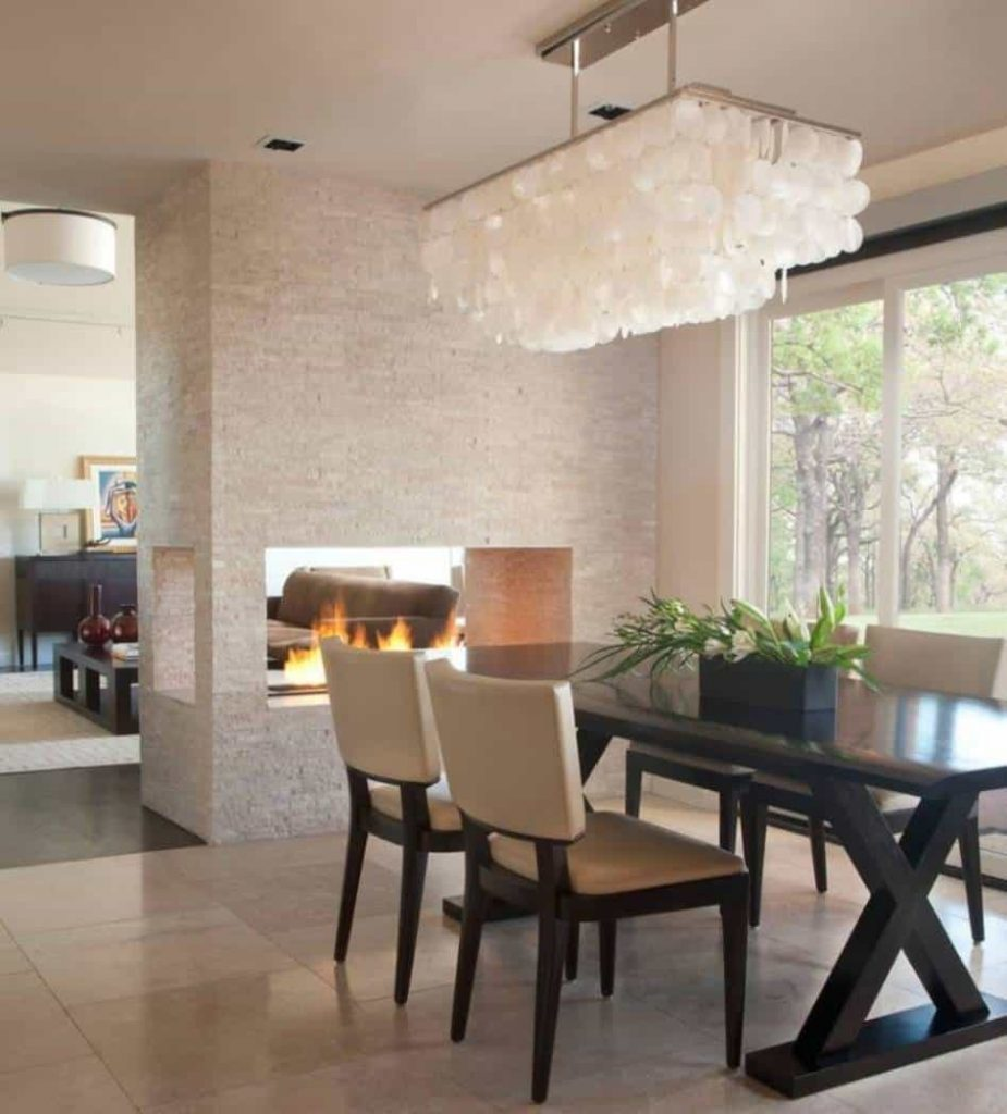 Top 46 Magnificent Dining Room Lighting Trends With Capiz Shell