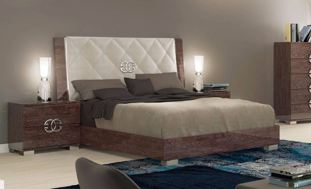 Top High End Bedroom Sets Made In Italy Elegant Leather San