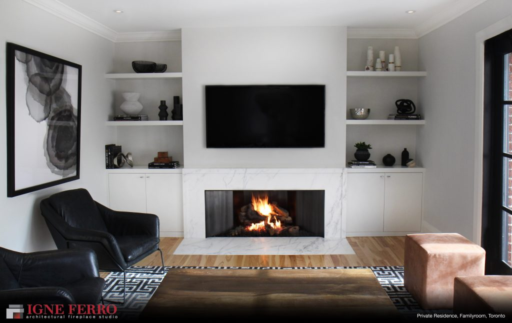 Torontos Best Modern Fireplaces Store In Toronto Gas Electric