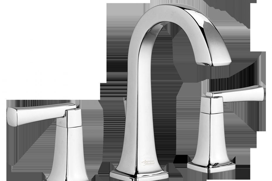 Townsend High Arc Widespread Faucet American Standard