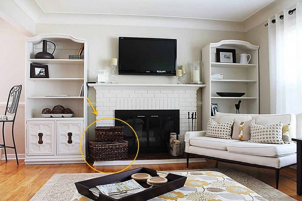 Toy Storage Ideas For Living Room