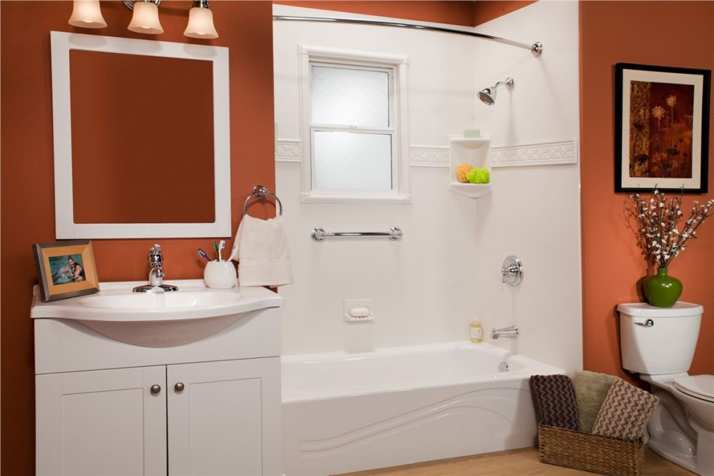 Tub And Shower Combo Shower With Bathtub Toledo Expert Bath