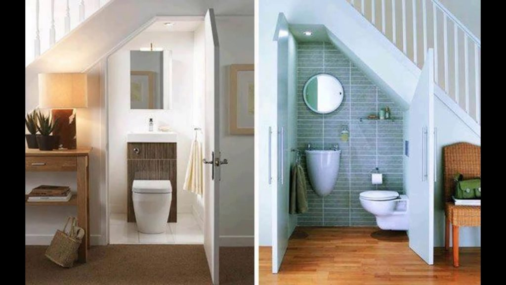 Under Stair Bathroom 21 Ideas Youtube