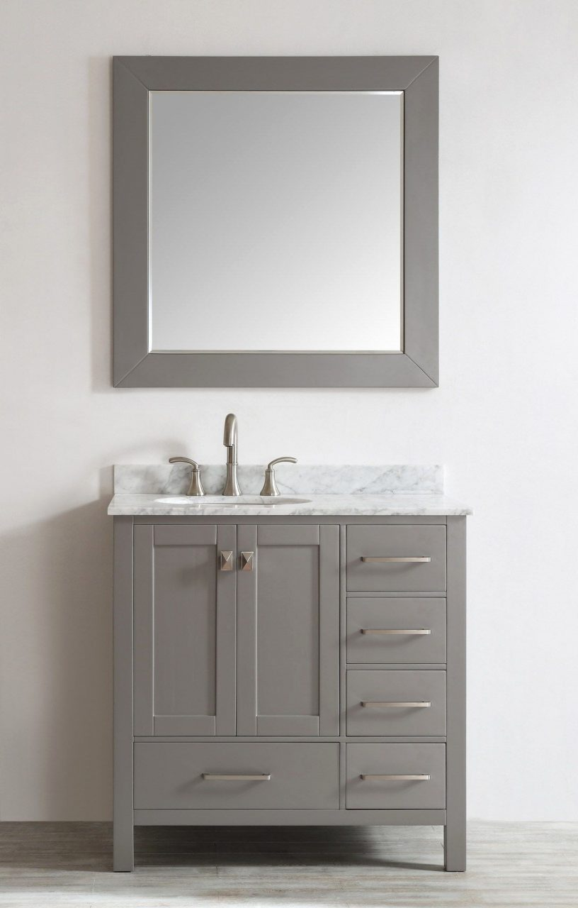 Unique Solid Wood Bathroom Vanities Made In Usa All About Bathroom