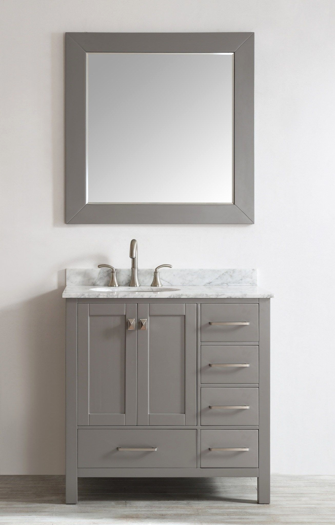 Unique Solid Wood Bathroom Vanities Made In Usa All About ...