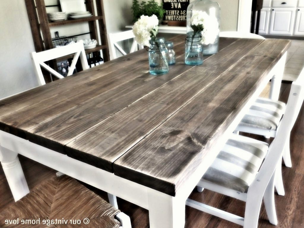 Unlock Rustic Farmhouse Kitchen Table Inspirational Diy Dining Room