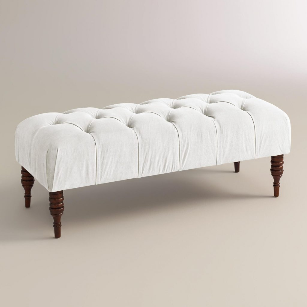 Upholstered Bedroom Bench Bench Upholstered Benches For Bedroom