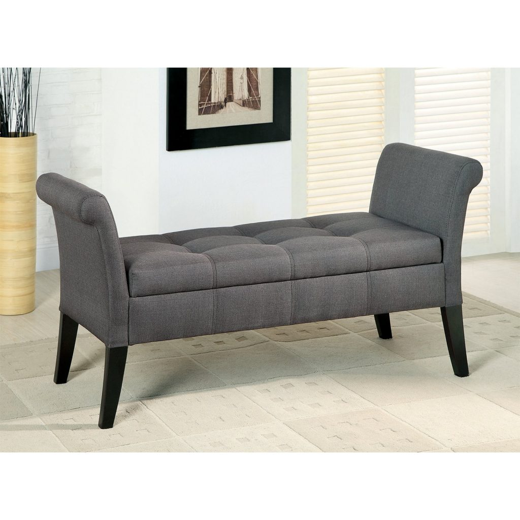 Upholstered Bedroom Bench Upholstered Bedroom Bench Osopalas