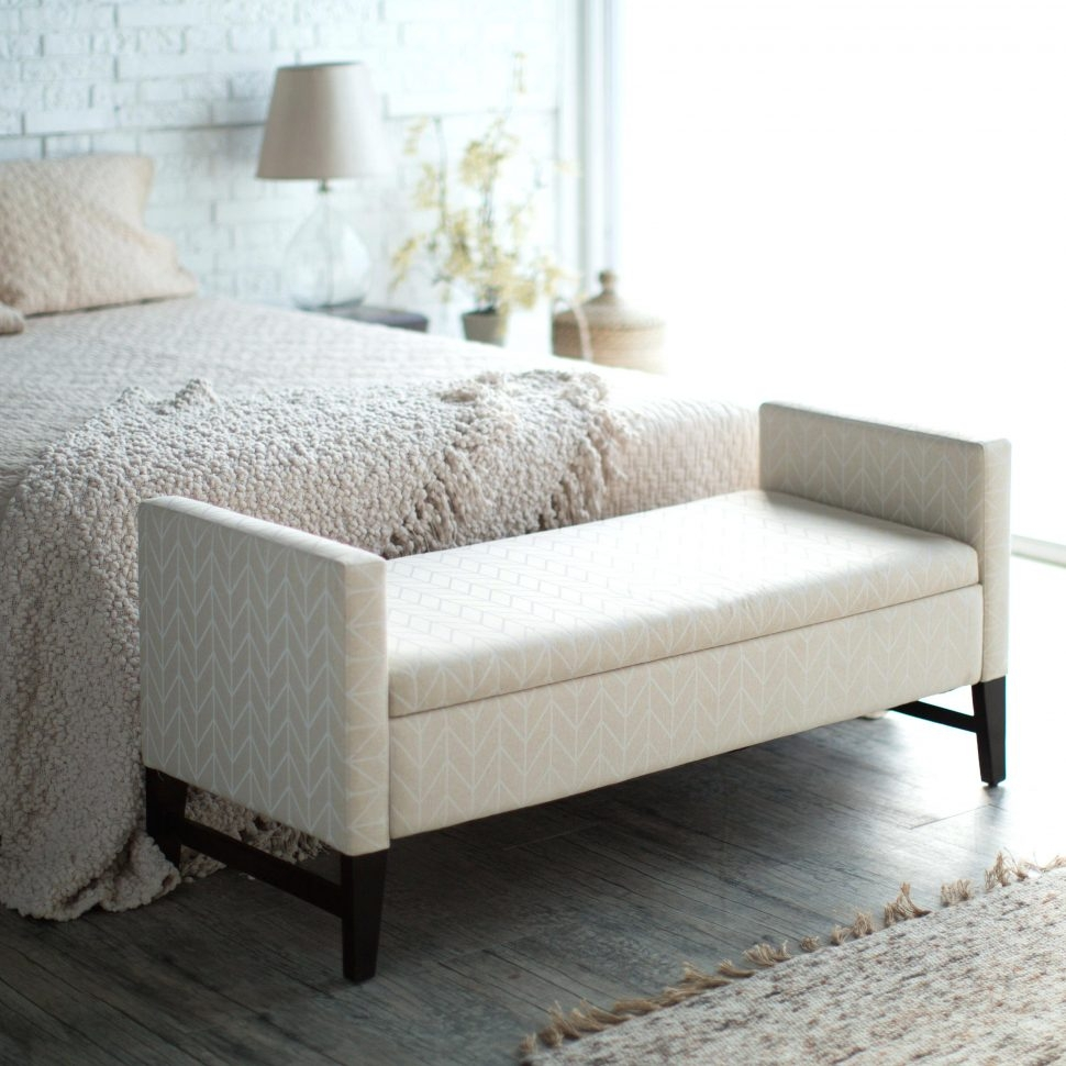 Upholstered Benches For Bedroom Bedroom Ideas
