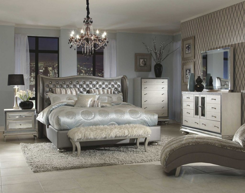 Upholstered Headboard Bedroom Sets Tall Furniture 2018 Also Home