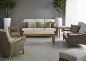 Outdoor Furniture Used Indoors