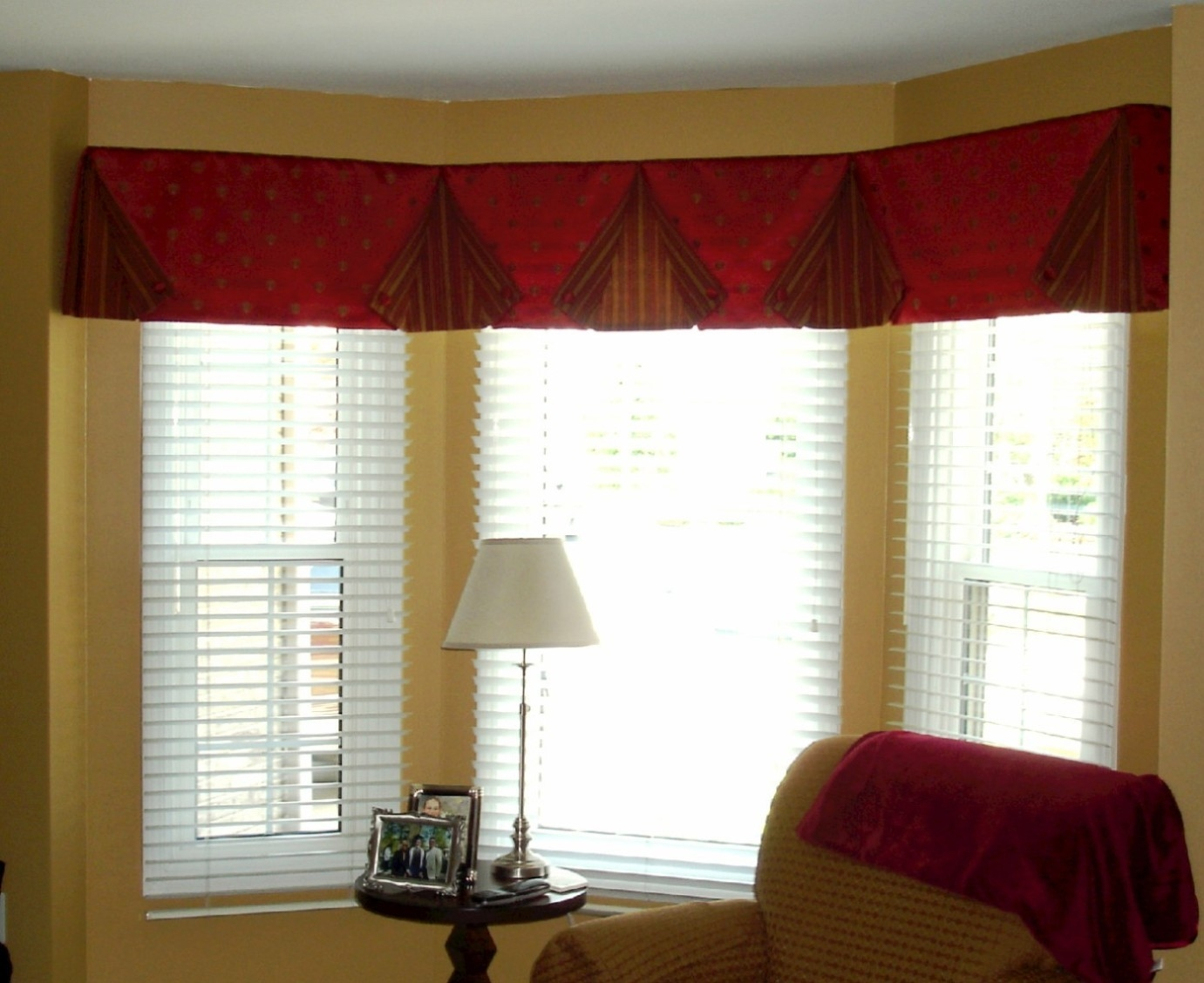 Valance Ideas For Living Room Design Idea And Decorations
