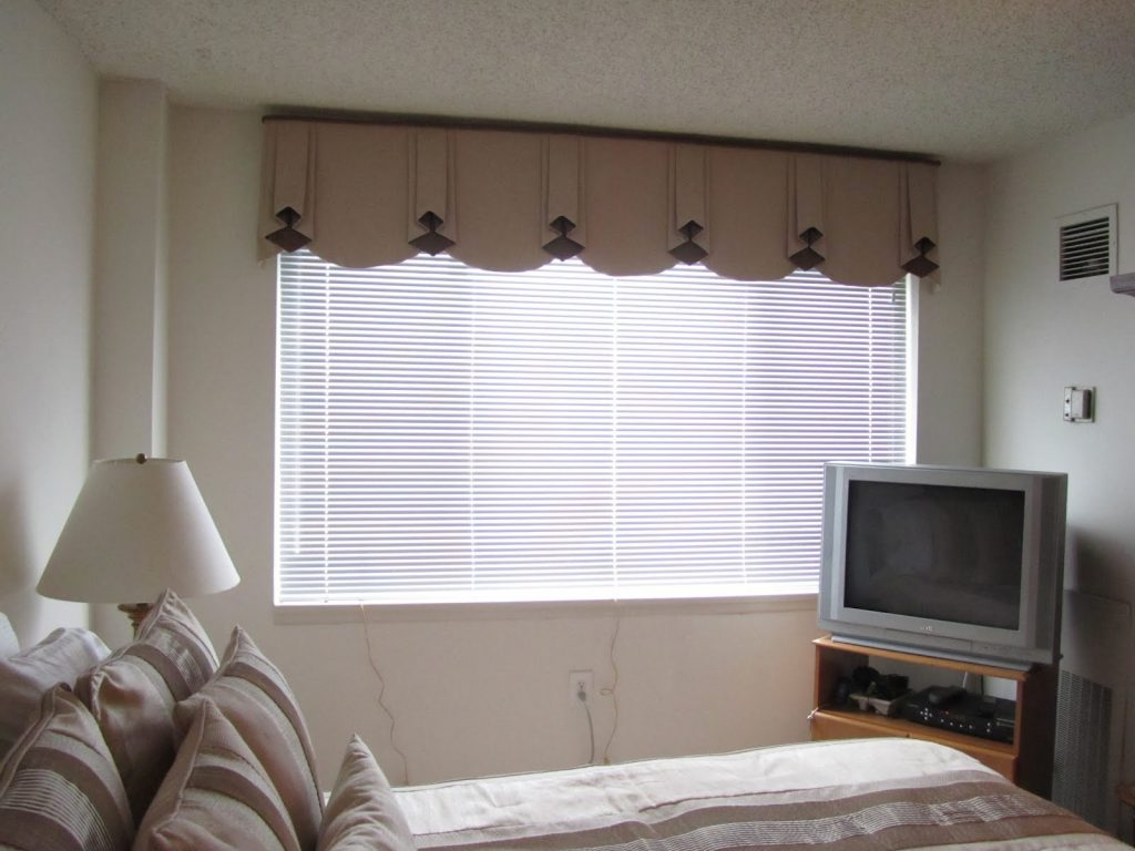 Valances For Windows As Decorate White Master Design Ideas