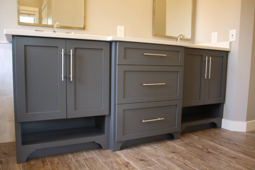 Valley Custom Cabinets Bathroom Cabinets