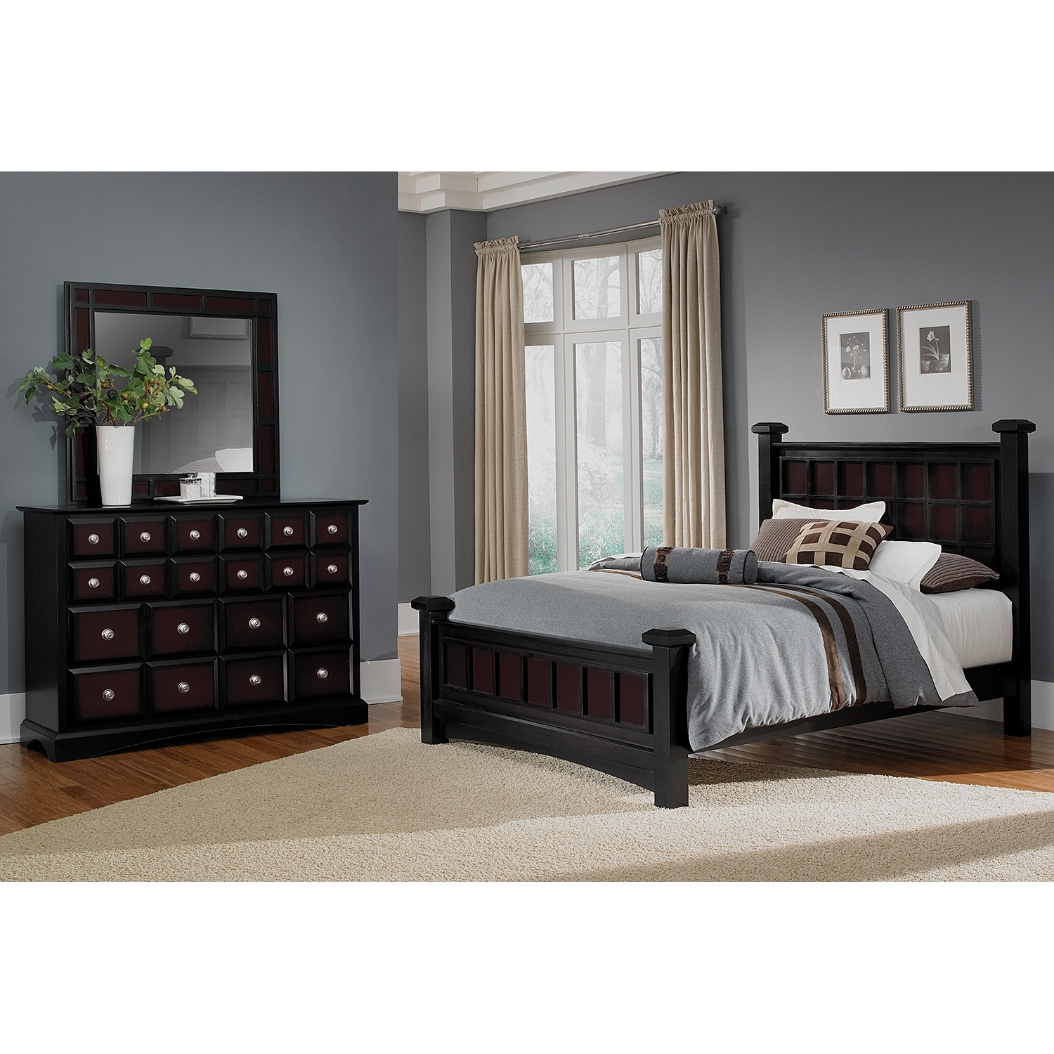 Picture of: Value City Furniture Bedroom Sets Photos And Video Layjao