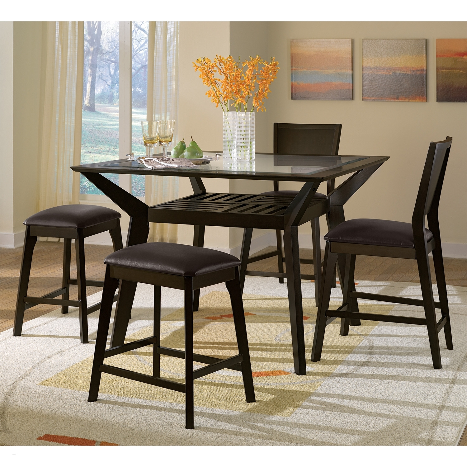 Awesome 98 Stunning Dining Room Sets