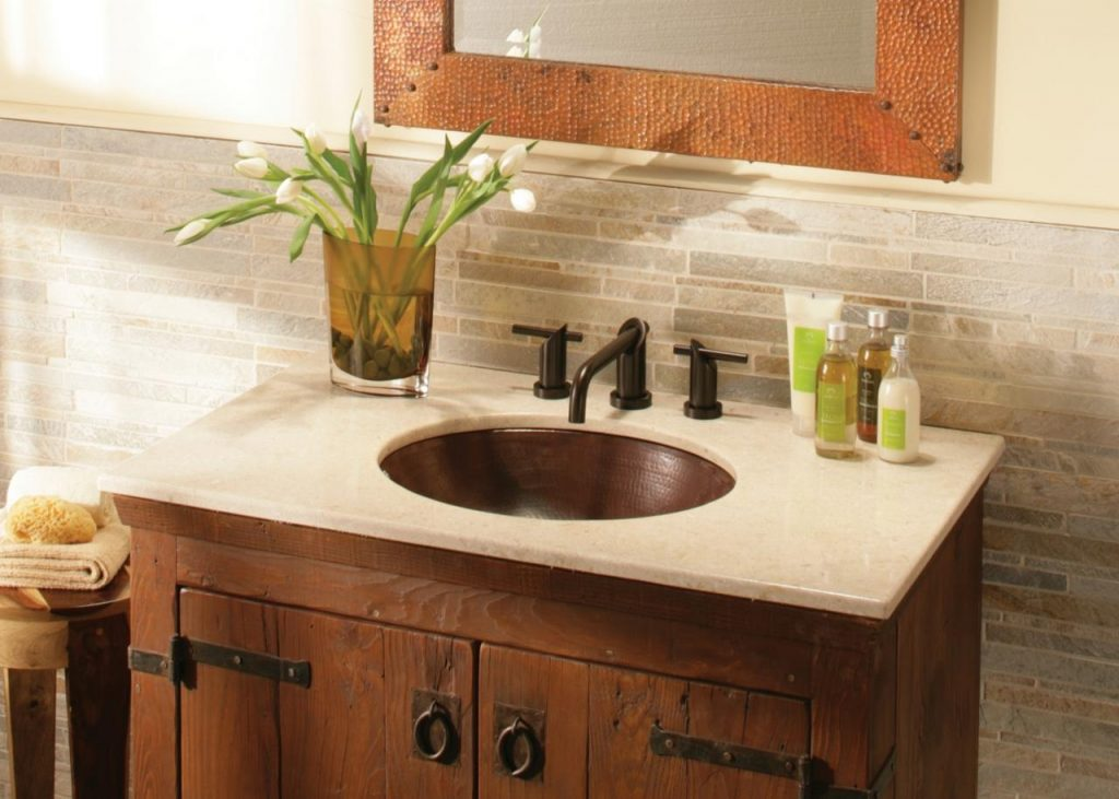 Vintage Bathroom Vanities Hgtv