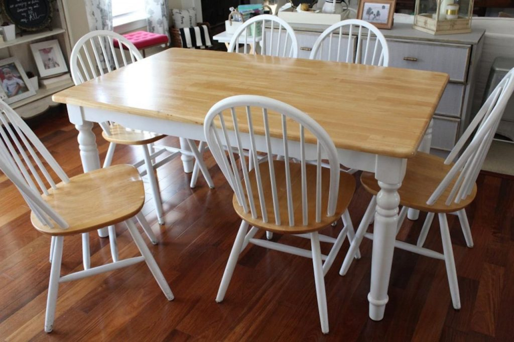 Ways To Reuse And Redo A Dining Table Diy Network Blog Made