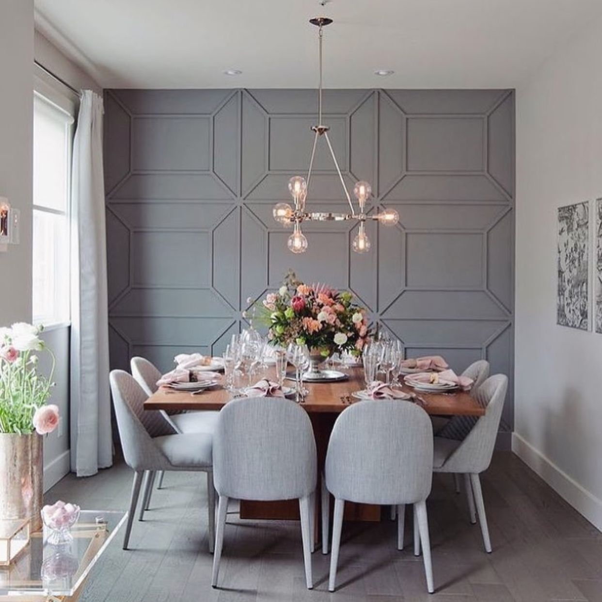 Whats Hot On Pinterest Wes Andersons Inspired Dining Room ...