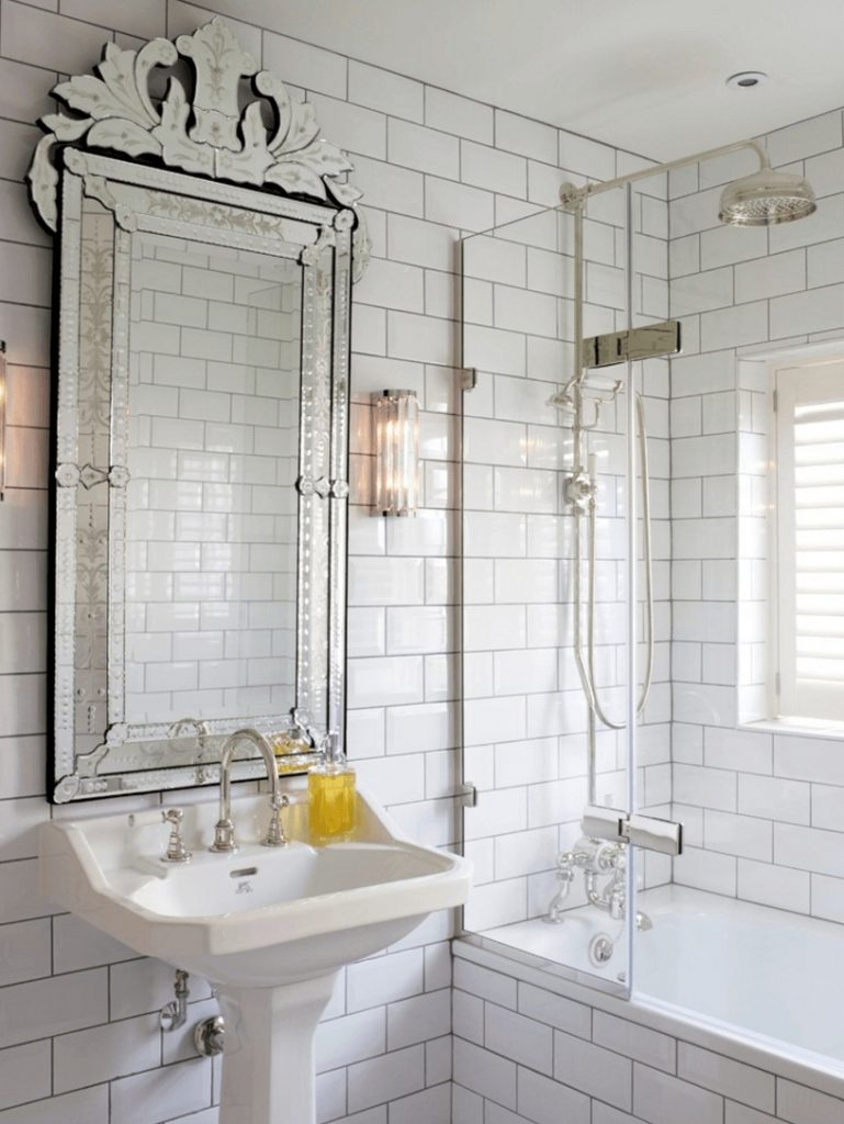 Why Not Use Bathroom Wall Mirrors Lindsay Decor