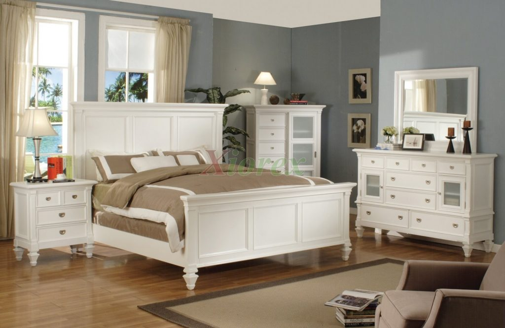 Why White Bedroom Furniture Sets Are So Preferred